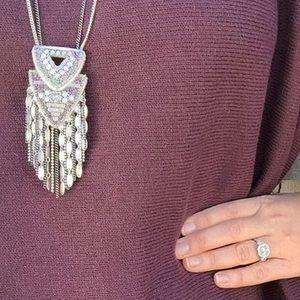 Stella & Dot Jewelry - Chiara Pendent- Retired and Chiara Bracelet